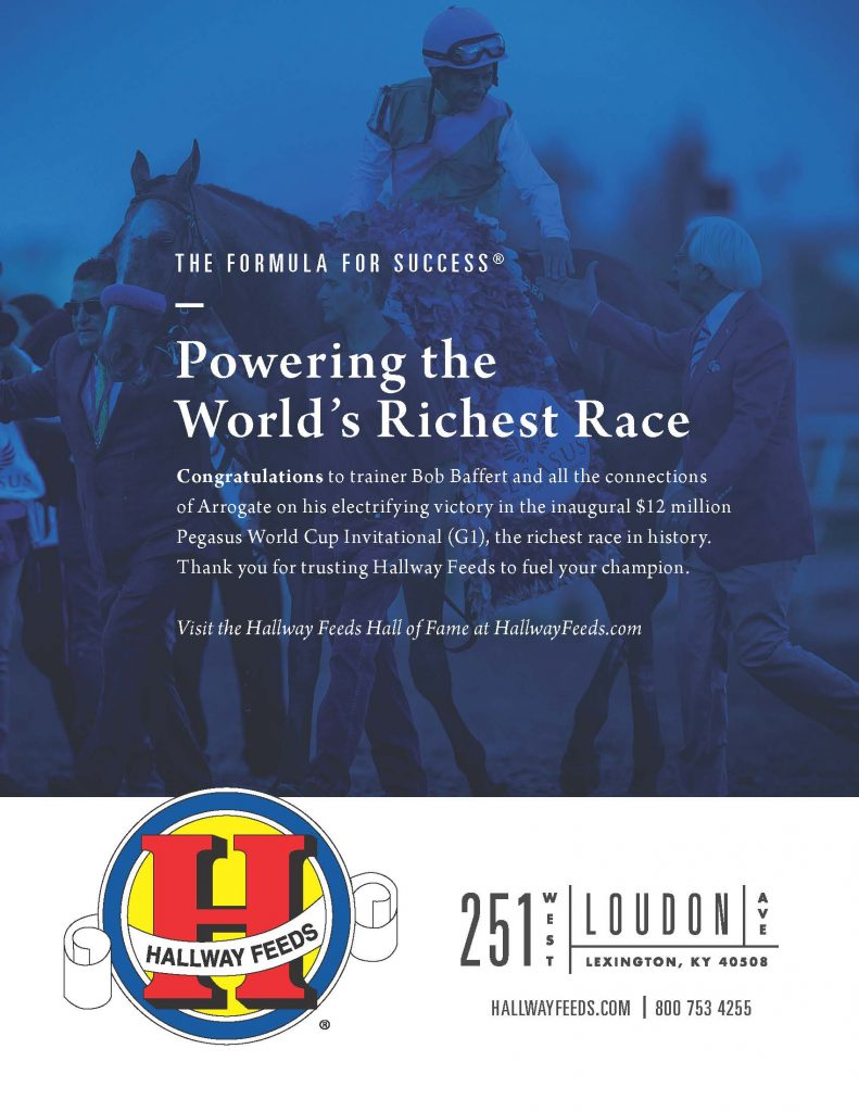 Powering the World's Richest Race