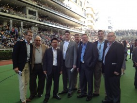 Hong Kong Jockey Club Group Shot