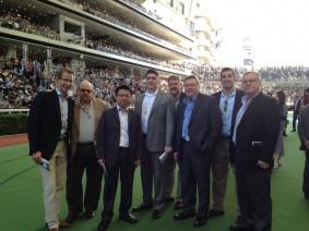 Hong Kong Jockey Club Group Shot
