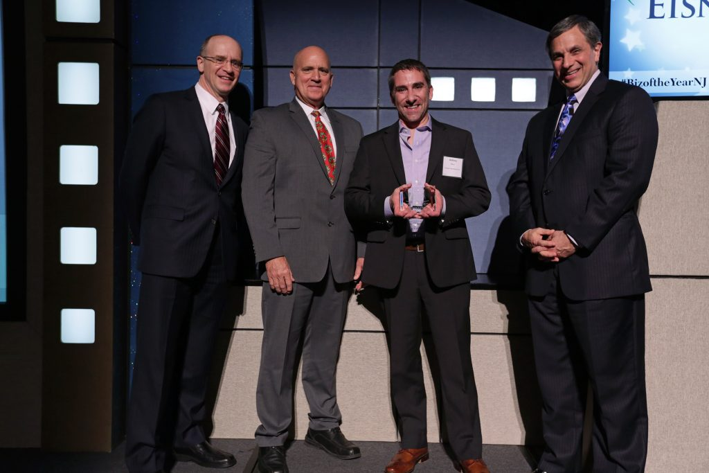 Fornazor International Receives Award at NJBIZ Business of the Year Gala