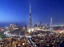Dubai Evening