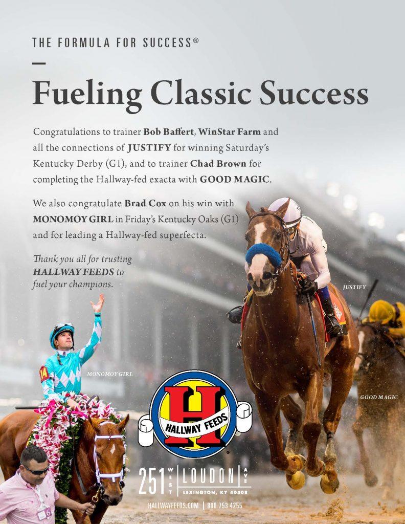 Fueling classic success