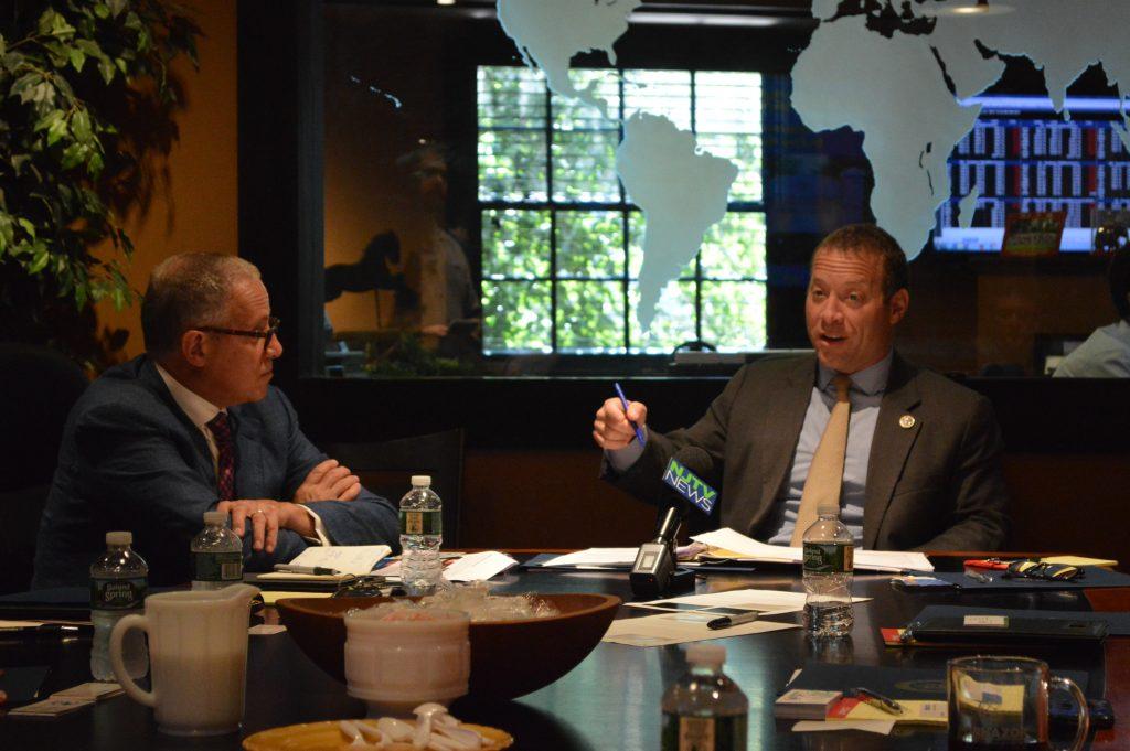Fornazor International Hosts EXIM Discussion
